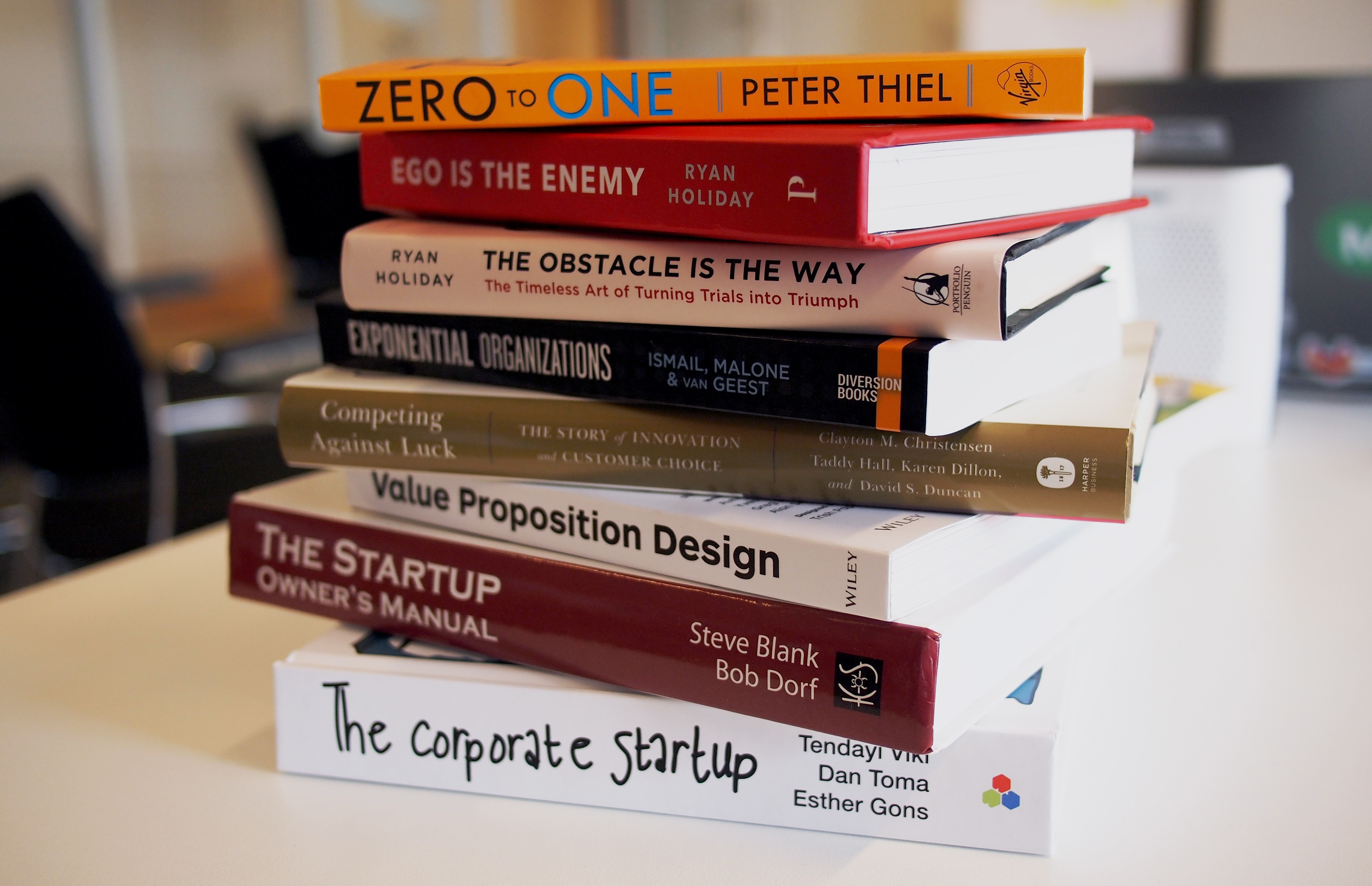 Essential Books for the CEO
